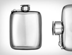 Wentworth Pewter Flask. A gentleman will go portable with his drink via flask and his drink of choice will probably fall into the category of whiskey or whisky.