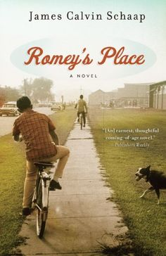 Romey's Place, by Sioux Center author & Dordt college professor Dr. James Schaap