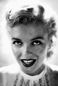 Marilyn Monroe photographed by J.R Eyerman.