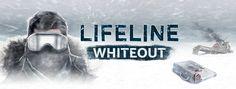Lifeline Whiteout v1.0.8 FULL APK  Lifeline Serisi Macera Oyunlar
