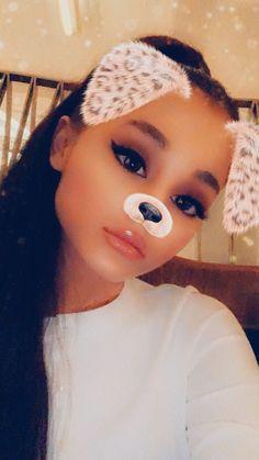 Ariana Grande Style, Ariana Grande Selfie, Ariana Grande Pictures, Snapchat, Ariana Grande Wallpaper, Cat Valentine, Famous Singers, Dangerous Woman, She Was Beautiful