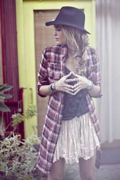 LOVE~LOVE Flannel