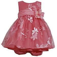 Resultado de imagen para vestidos de fiesta para bebes recien nacidas