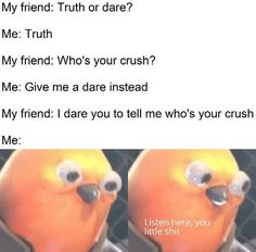 """Thirty-Five Dumb Memes To Get Your Weekend Going - Funny memes that """"GET IT"""" and want you to too. Get the latest funniest memes and keep up what is going on in the meme-o-sphere. All Meme, Crazy Funny Memes, Really Funny Memes, Stupid Funny Memes, Funny Relatable Memes, Funny Tweets, Haha Funny, Funny Quotes, Funniest Memes"""