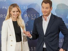 Chris Pratt KEEPS posting the worst photos with Jennifer Lawrence on Instagram and we're dying over here