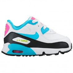 reputable site bd487 dc68c  38.99 nike air max 90 pink and blue,Nike Air Max 90 - Girls Toddler