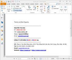 Cách chuyển đổi word excel sang file pdf - Hướng dẫn sử dụng phần mềm bán hàng VNUNI: 0936.456.103