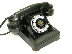 Antique1945 WESTERN ELECTRIC 302 LUCY TELEPHONE Retro Art Deco PHONE Collectible