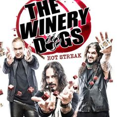 """THE WINERY DOGS - Nuovo brano in streaming """"Oblivion"""" #thewinerydogs #oblivion"""
