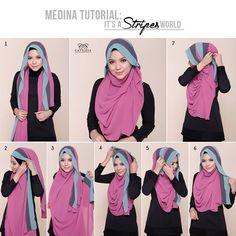 Rainbow shawl tutorial #shawl #tutorial #stepbystep #sweet