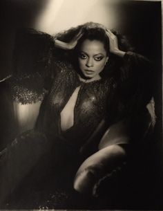 George Hurrell - Diana Ross
