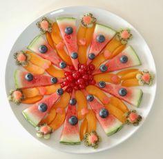 Eine Ladung Obst gegen Schnupfnasen, bitte!