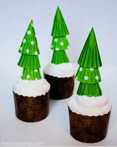 Cupcake Liner Trees Pictures, Photos, and Images for Facebook, Tumblr, Pinterest, and Twitter