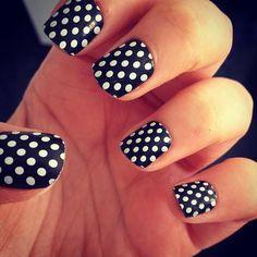 Dots manicure #nails #nailsmanicure