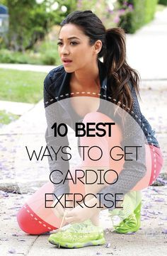 Here are my top 10 cardiovascular exercises to help keep your heart strong and efficient. #healthytip