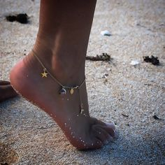 Design Your Own Charm Anklet by Long Lost Jewelry