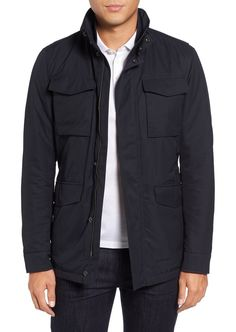 Hugo Boss BOSS Centin Field Jacket
