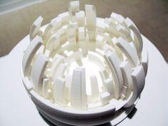 Marius Watz | Object #1, 2007, 3D print