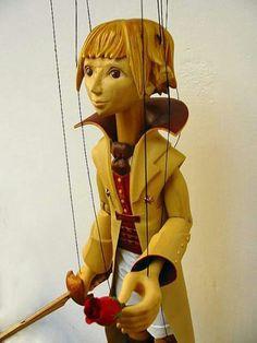 Le Petite Prince by Czech Marionettes