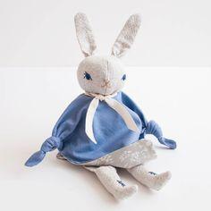 shopminikin - Polka Dot Club Cuddling Rabbit, Periwinkle (http://www.shopminikin.com/polka-dot-club-cuddling-rabbit-periwinkle/)