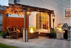 Create a scenic backdrop for get-togethers with our outdoor furniture. Modular rattan seating groups let you rearrange with ease, while powder-coated aluminum sets stay safe during showers. Chimineas and tabletop fireplaces keep you warm when it's chilly outside.http://www.wayfair.com/daily-sales/All-Weather-Patio-Picks~E15681.html?refid=SBP.rBAZEVRSVQRuvma74rOEAvm_xJEyPknXrU4r_DinJ3U