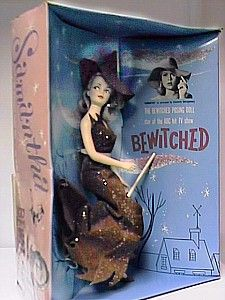 """Samantha from """"Bewitched"""" doll, 1966"""