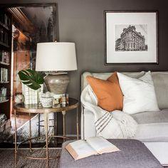 Texture-linens, sisal, lamp, pillows by Sean Andersen