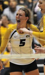 Mizzou Volleyball Announce 2013 Schedule