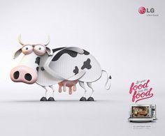 Que tu comida sepa a comida | Vecindad Gráfica Diseño Gráfico
