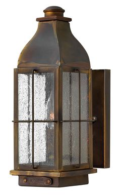 Bingham 1 Light Wall Lantern