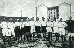 1910: Italy - France 6-2 - Moments of Glory - FIGC