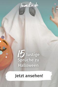 """Am 31. Oktober ist es soweit: Dann ziehen wieder Gespenster, Hexen und andere gruselige Gestalten von Tür zu Tür und lehren uns das Gruseln. Mit schaurig lustigen Halloween-Sprüchen betteln die Kinder um Süßigkeiten. Hier findet ihr in der Tradition von """"Trick or Treat"""" Sprüche zu Halloween. Wir wünschen mit unseren Halloween-Sprüchen viel Spaß beim Erschrecken! #halloween #grußel #süßesodersaures #horror #happyhalloween #costume #trickortreat #fashion #halloween2020 #love #pumpkin #art…"""