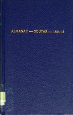 The Kent County annual and almanac for the year 1884-5