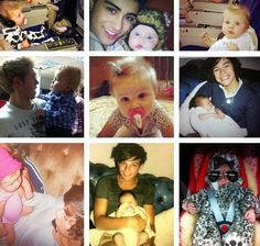 lux and one direction