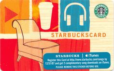 Plus 2 Starbucks Card - 2007