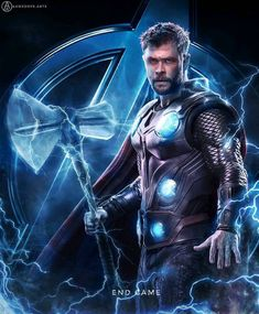 Avengers: Endgame : Thor Odinson is Still Worthy (as if we didn't already know that)