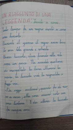 Testo fantastico: la leggenda- italiano in terza-Novembre - Maestra Anita Desperate Housewives, Sheet Music, Bullet Journal, Coding, 3, Alphabet, November, Music Score