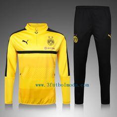 62b946c0ee chandales de BVB Dortmund 2016-17 gratis dhl envio