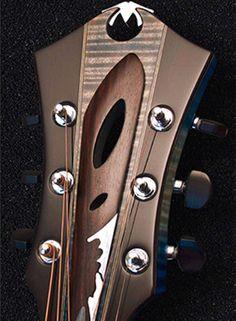Guitar Luthier, Christian Mirabella