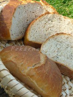 Výborný jogurtový kmíňák s omládkem Bread, Food, Breads, Baking, Meals, Yemek, Sandwich Loaf, Eten
