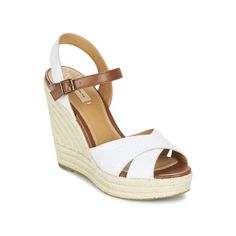 Παπούτσια Γυναίκα Σανδάλια / Πέδιλα Pepe jeans WALKER ROMANTIC Άσπρο