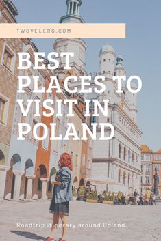 What to see in Poland, cities and hidden gems. Crooked Forest, Poland Cities, Krakow, Cool Places To Visit, Travel Tips, Road Trip, Traveling, Gems, City