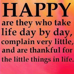 Positive Inspirational Quotes: Happy are ...