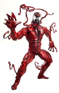 Spider-Man Legends Carnage