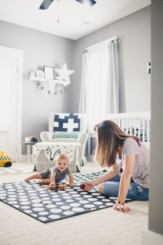 ADORABLE LITTLE ADI & CO NURSERY TOUR FEATURING BANNOR TOYS - Best Friends For Frosting