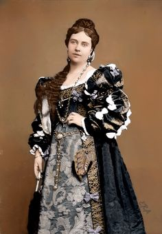 Crown Princess Victoria of Prussia, nee Princess Royal of England