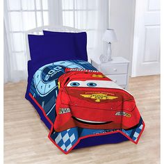 Disney Pixar Cars Fleece Blanket
