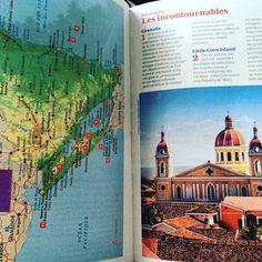 Une belle découverte ! Le Nicaragua: un pays très peu connu mais tellement incroyable: volcans, lacs, architecture coloniale, plages, forêts vierges... Ça donne des idées ! #livredevoyages #lonelyplanet #nicaragua #ameriquecentrale #instablog #travelblogger #igtravel #travel #travelaroundtheworld