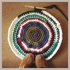 How To Crochet A Perfect Circle (not One That Has Points Where The  Increases Go