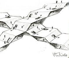 boiteaoutils: # The Oblique Function by Claude Parent and Paul Virilio